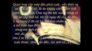 (SP) Uh Là Khoảng Cách - Loren Kid, Ron, R.I.C (lyric)
