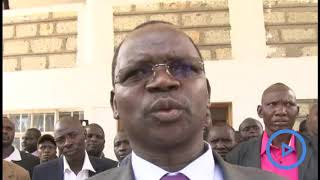 West Pokot County government to audit all workers to reduce the wage bill