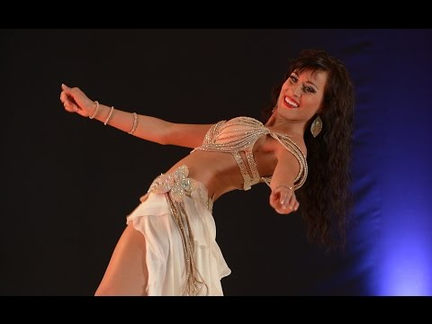 OVER 11,000,000 VIEWS! - Jasirah Bellydance 2016 - drum solo