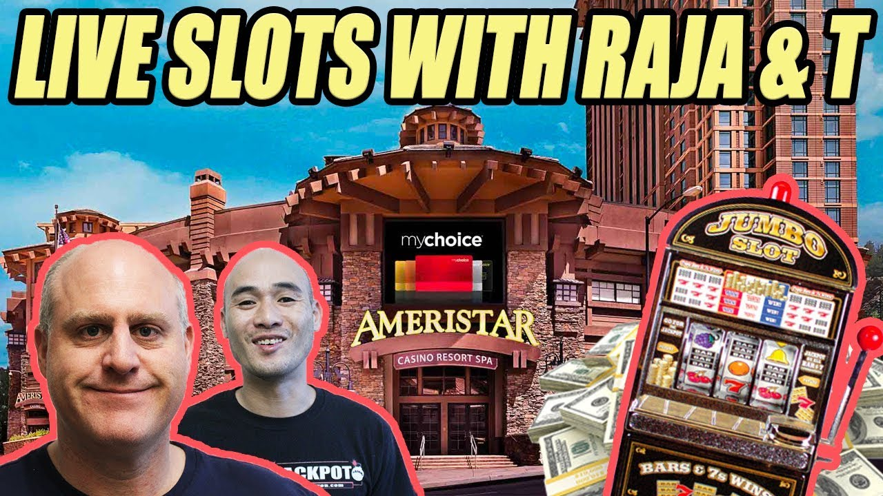 The Big Jackpot Raja Slots