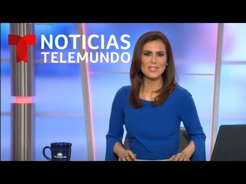 Las Noticias de la mañana, lunes 19 de agosto de 2019 | Noticias Telemundo