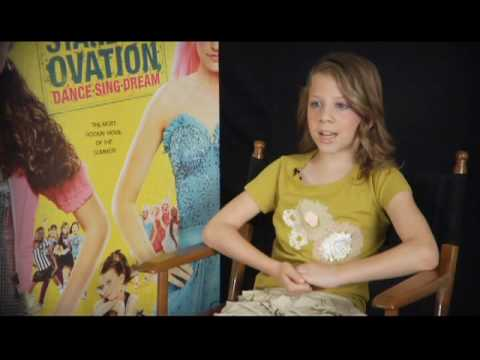 Interview with Alanna Palombo for Standing Ovation - YouTube
