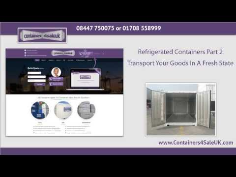 Refrigerated Containers Part 2