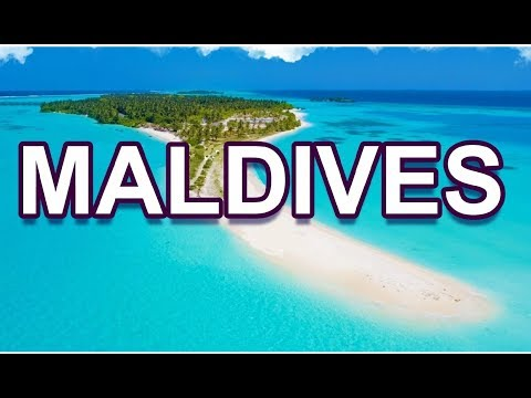 MALDIVES  - INDIAN OCEAN 4K