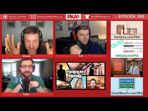 PKA 388 - Deadpool 2, Woody's Skin Suit, Free Morgan Freeman