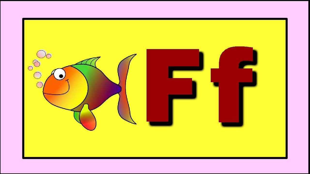 Letter Words Startig With F