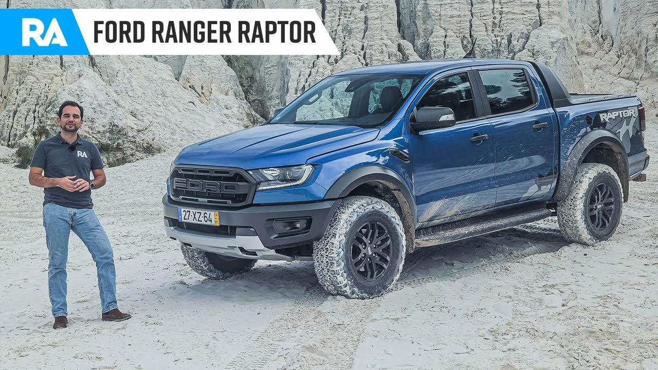 Ford Ranger Raptor Levada Ao Limite Youtube