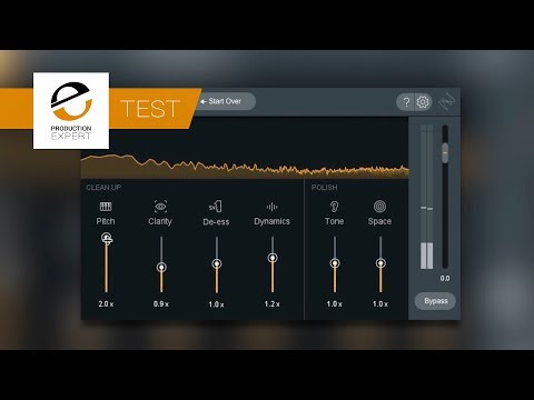 Is iZotope's New Nectar Elements Machine Learning Vocal Assistant Any Good? Our Test