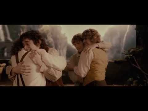 The Breaking of the Fellowship (In Dreams) - The Lord of The Rings Trilogy [HD]