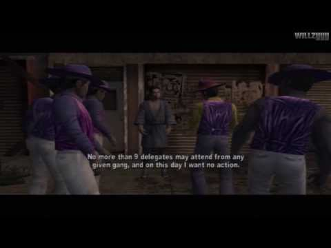 The Warriors (PS2) - Mission #13 - All City