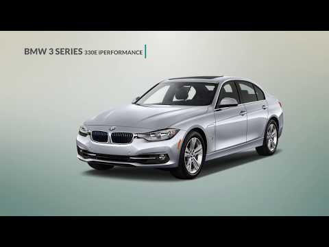 2018 BMW 3 Series 330e iPerformance Sedan Video Review