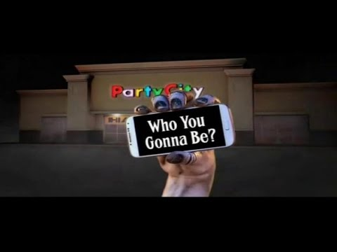 TV Spot - Party City - Halloween Costumes - Thriller - Who You Gonna Be?