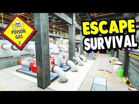 Escaping POISON TRAPS In Giant Factory | Infra Gameplay