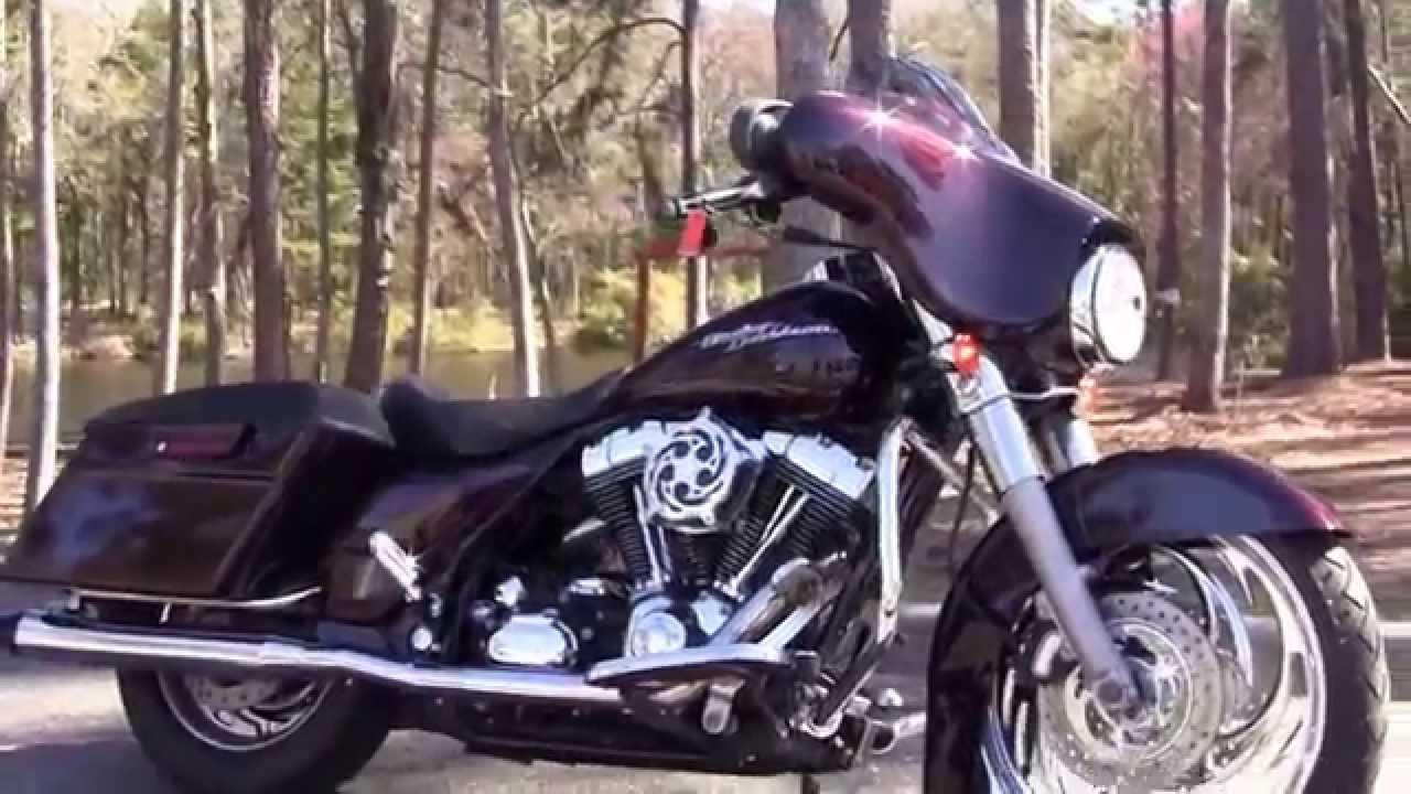 used 2007 harley davidson street glide motorcycles for sale in georgia youtube. Black Bedroom Furniture Sets. Home Design Ideas