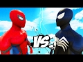 SPIDERMAN VS SYMBIOTE SPIDER-MAN - EPIC BATTLE