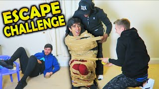 SIDEMEN ESCAPE CHALLENGE VIDEO