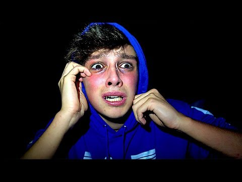 i've never seen Morgz cry before... (scary)