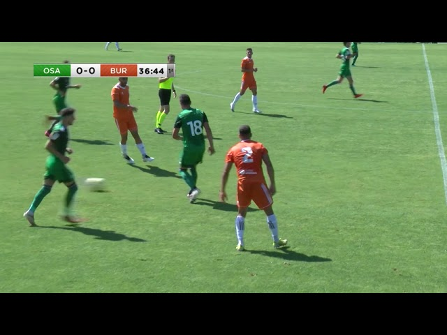 C. A. Osasuna (2-0) Burgos C.F