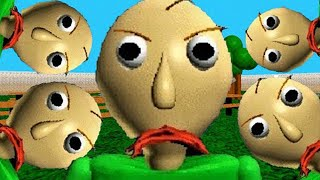 Baldi's Basics Official Eearly Demo Full Gameplay