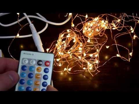 Fairy Light Strand - LED Lights for your stuff