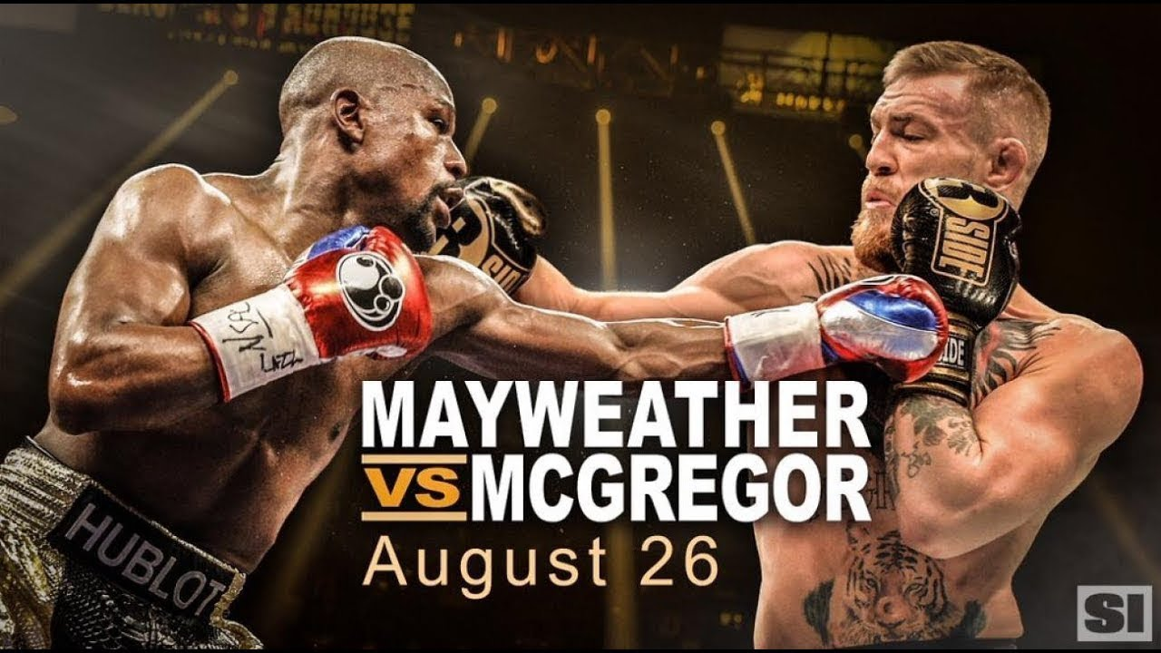Mayweather Mcgregor übertragung