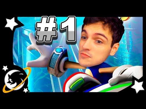 [LIVE FIXA] Sonic Riders Zero Gravity #1 - O MELHOR da saga Riders :D