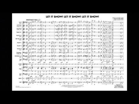 Let It Snow! Let It Snow! Let It Snow! arranged by Rick Stitzel