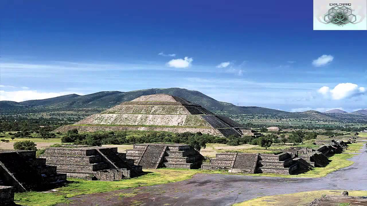 Arquitectura Prehispánica: Teotihuacan