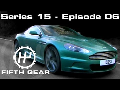 Fifth Gear: Series 15 Episode 6