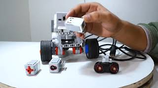 LEGO Mindstorms EV3: Functionality