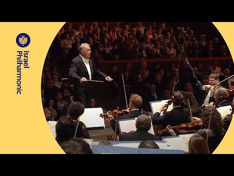 IPO celebrating Maestro Mehta's 80th birthday - Mahler: Symphony no. 1, 12/4/16