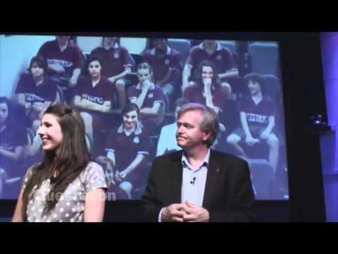 Expanding Universes - Professor Brian Schmidt