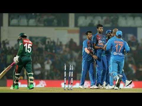 Cricbuzz LIVE: India v Bangladesh, 3rd T20I, Post-match show