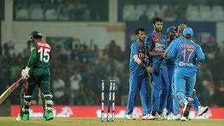 Cricbuzz LIVE: India v Bangladesh, 3rd T20I, Post-match show