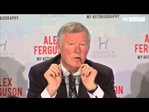 Sir Alex Ferguson   Press conference   Video   Watch TV Show   Sky Sports