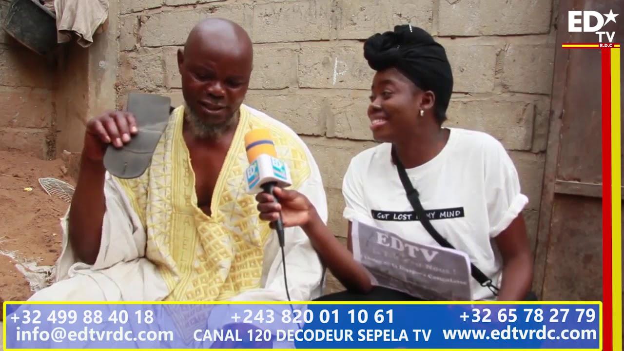 ECHO D'ANGOLA: LE CATCHEUR MBULA ALLÉLUIA DÉFI EDINGWE