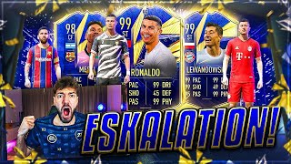FIFA 21: XXL 1.000€ TOTY STÜRMER Pack Opening 😱🔥 Team of the Year HYPE !!