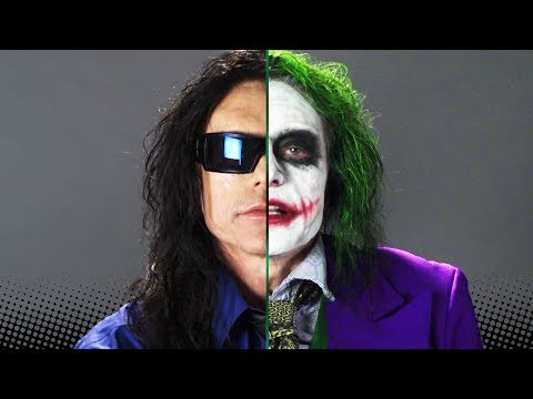 Tommy Wiseau's Joker Audition Tape (Nerdist Presents)