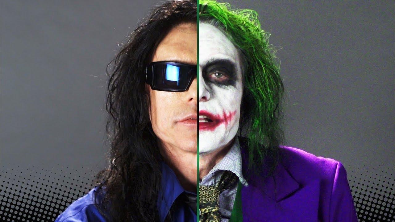 Tommy Wiseau's Joker Audition Tape (Nerdist Presents ...