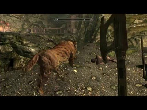 SKYRIM eps 45 A Path To the Unknown