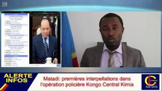 """ALERTE INFOS!! KENGO WA DONDO """" LÉON LUBICZ"""" PRÉSIDENT DU SÉNAT (RDC) SERAIT MORT"""