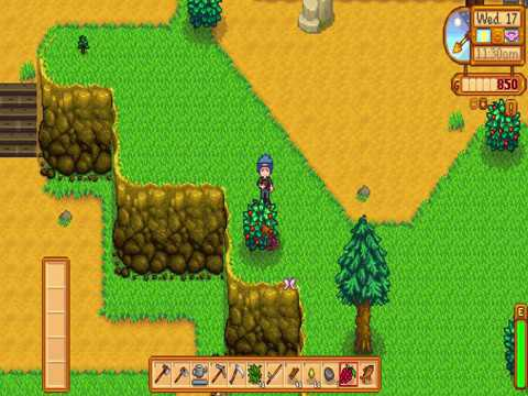 Konoha Valley Expand Map Stardew Valley [Test 2]