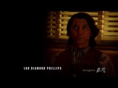 Longmire Season 2 - Henry Standing Bear... hired killer?