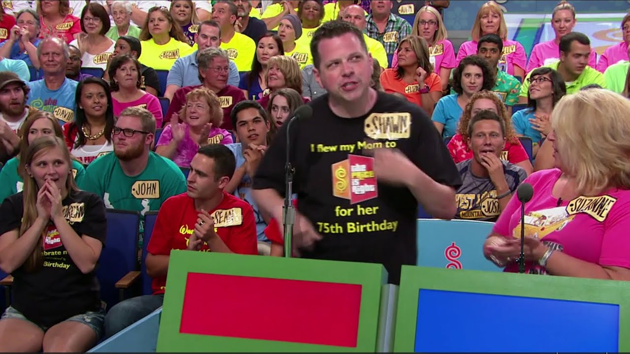 the price is right 10 20 2015 full episode youtube. Black Bedroom Furniture Sets. Home Design Ideas
