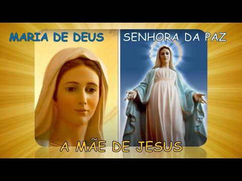 Maria de Deus, Senhora da paz (Legendado)