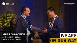 Spring Convocation 2017 - School of Health Sciences (A) thumbnail