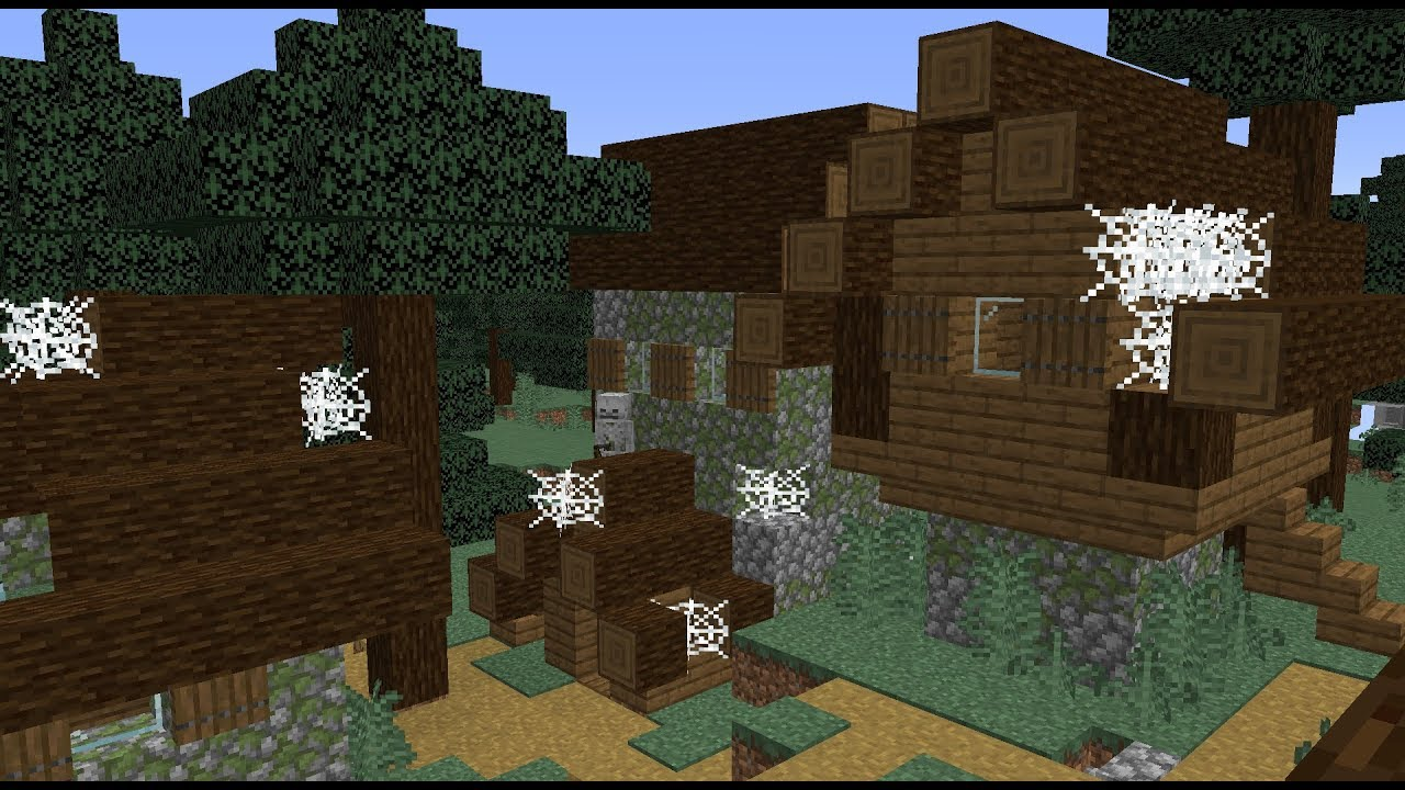 The NEW Zombie Villages in Minecraft 1.14! - YouTube