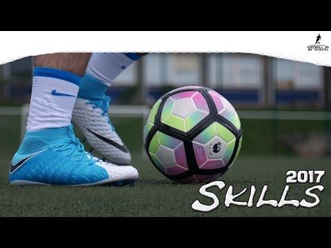Crazy Football skills & tricks 2017 #8 | HD 1080p