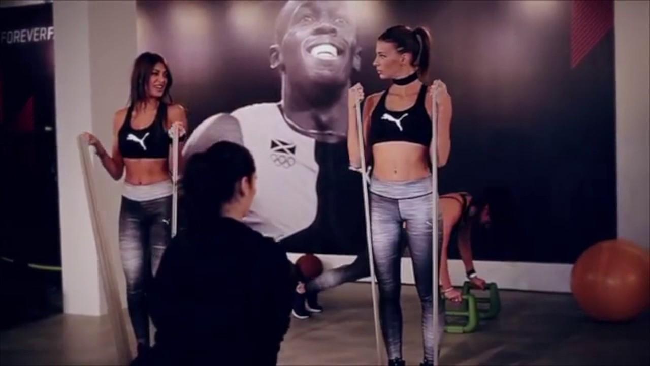 6d08ae3d38e5 BE PERFECT Training - Puma HQ Event 02 - YouTube