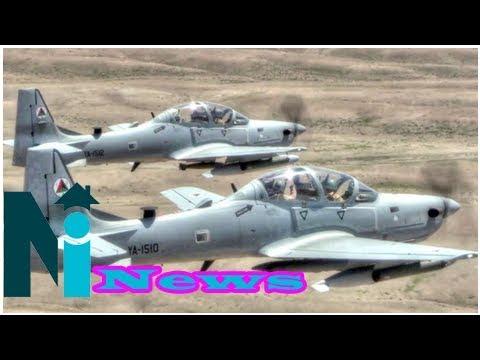Nigeria says u.s. agrees delayed $593 million fighter plane sale